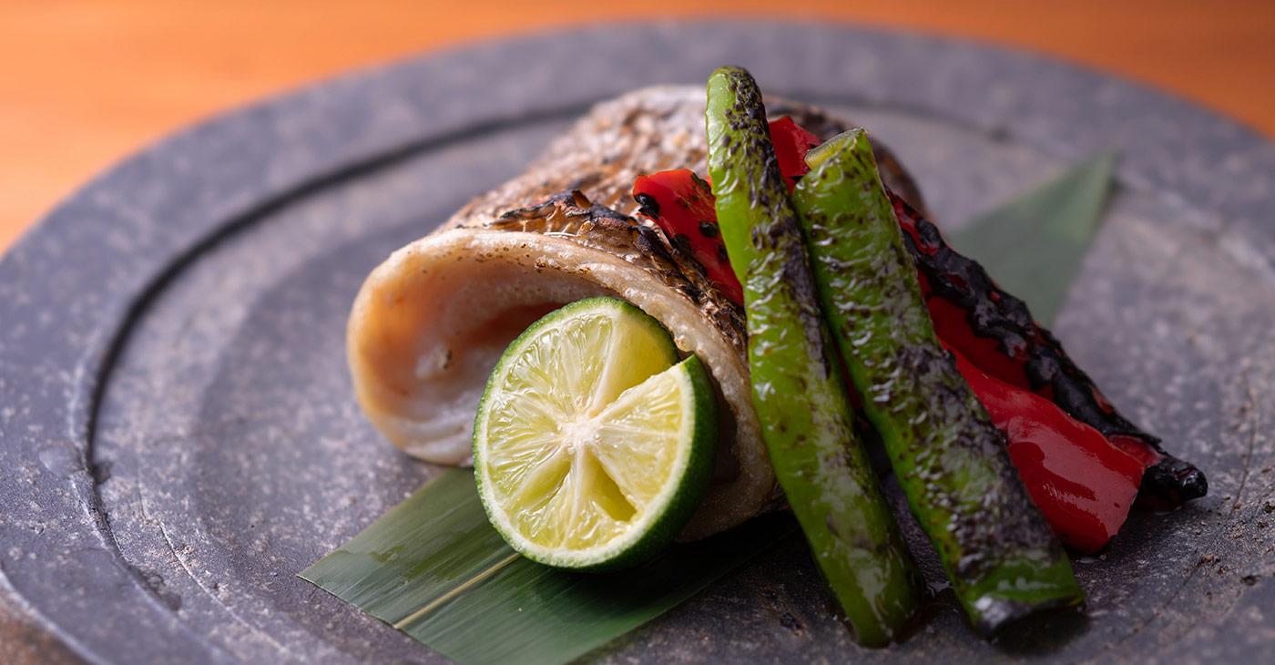 錦市場の真髄を余すことなく楽しめる和食レストラン「斗米庵」