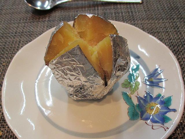 北海道ニセコ産男爵イモのジャガバター