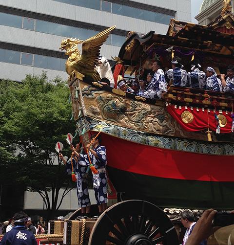 祇園祭・大船鉾