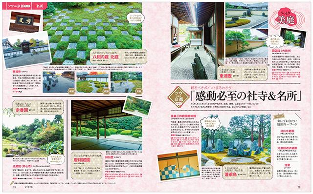 京都の歩き方・庭