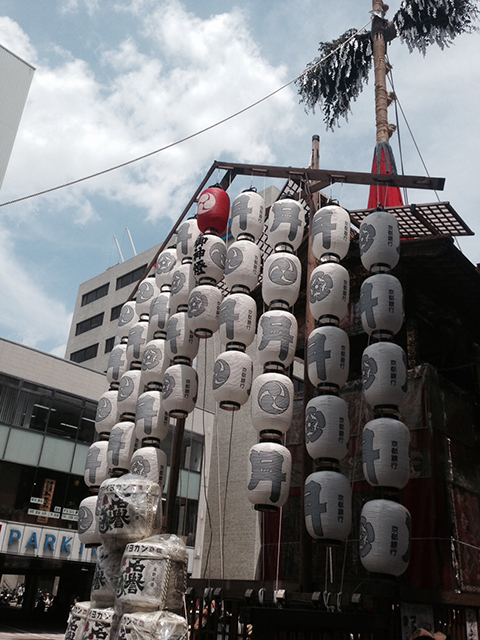 祇園祭・月鉾