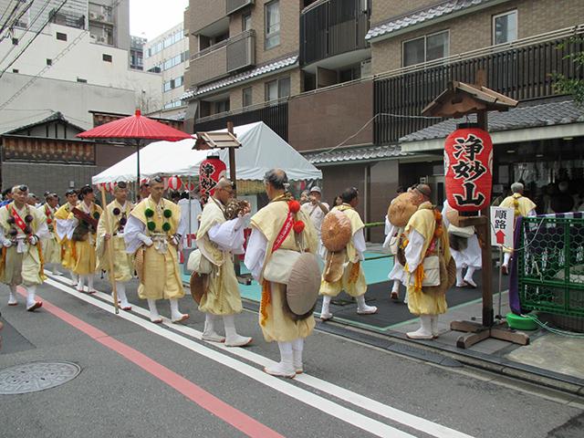 祇園祭・山伏1