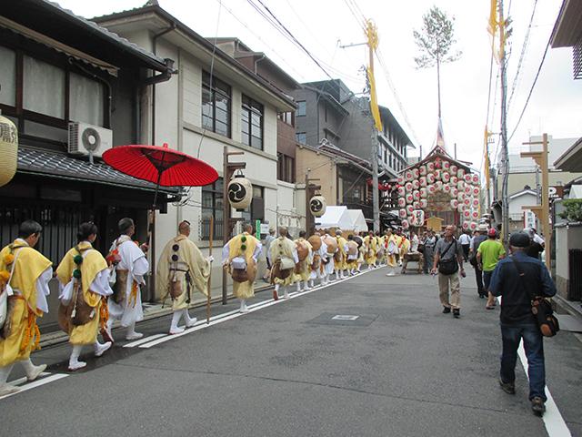 祇園祭・山伏2