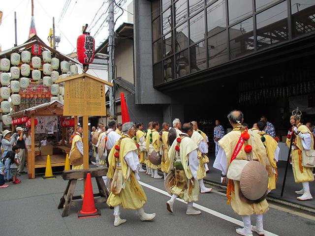 祇園祭・山伏3