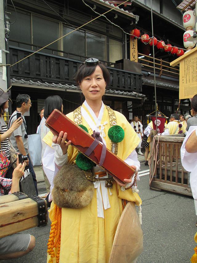 祇園祭・山伏5