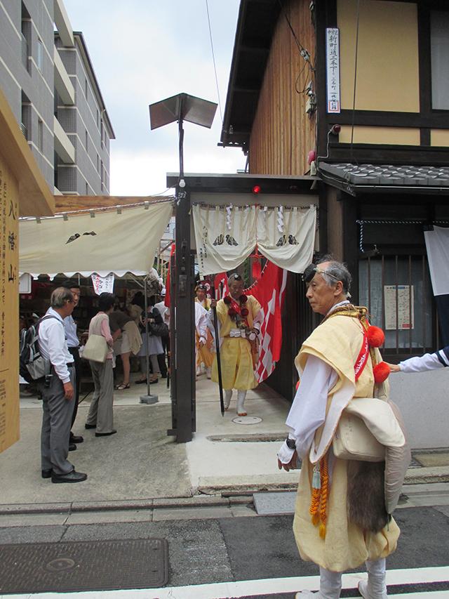 祇園祭・山伏6