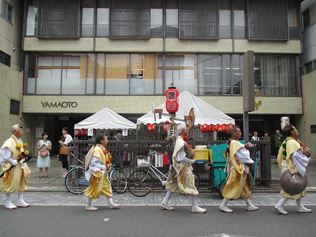 祇園祭・山伏7