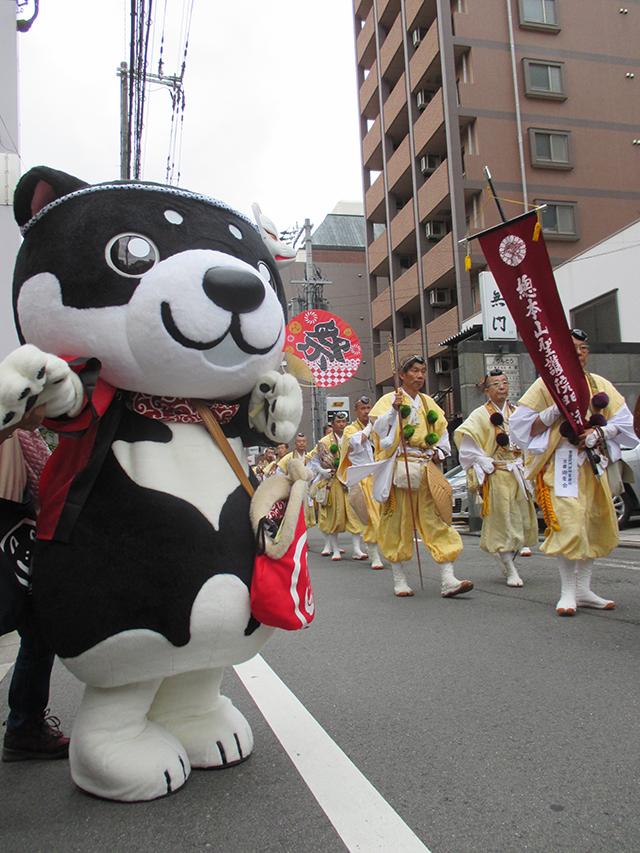 祇園祭・山伏9