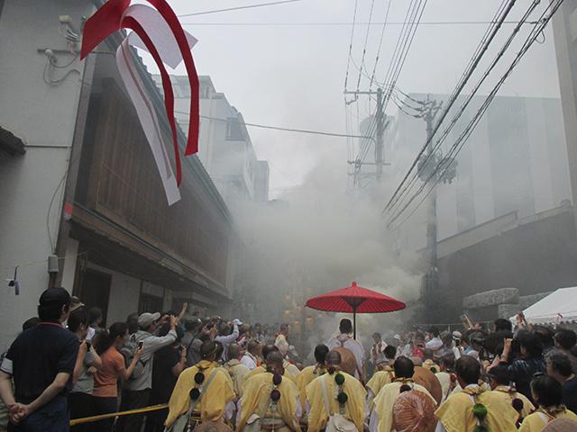 祇園祭・山伏16
