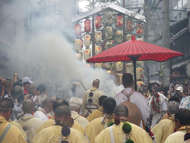 祇園祭・山伏13