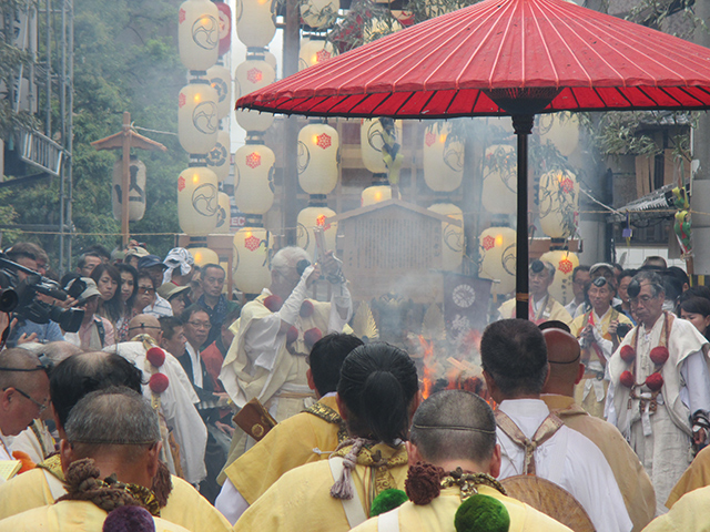 祇園祭・山伏14