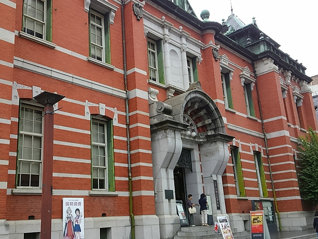 京都文化博物館外観