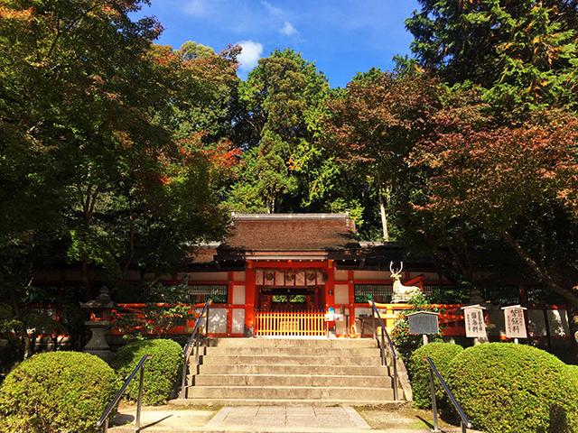 大原野神社・社殿