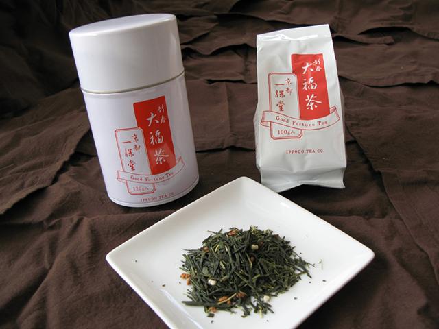 一保堂-大福茶