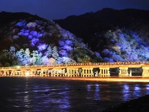 嵐山花灯路2015EC