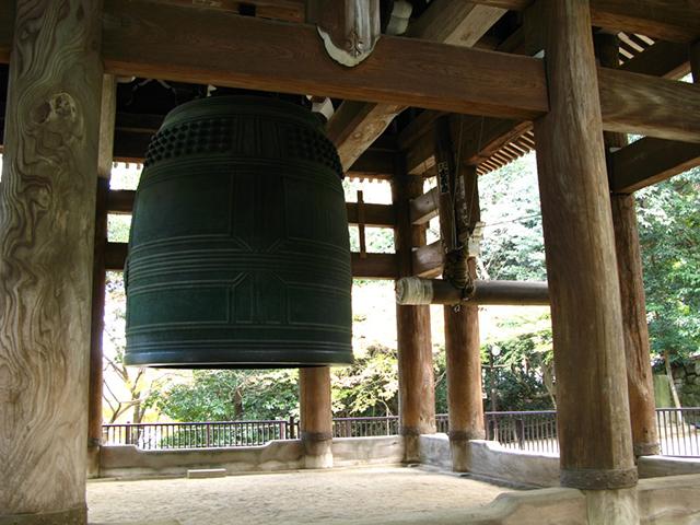 除夜の鐘-知恩院の大梵鐘