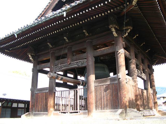 除夜の鐘-方広寺