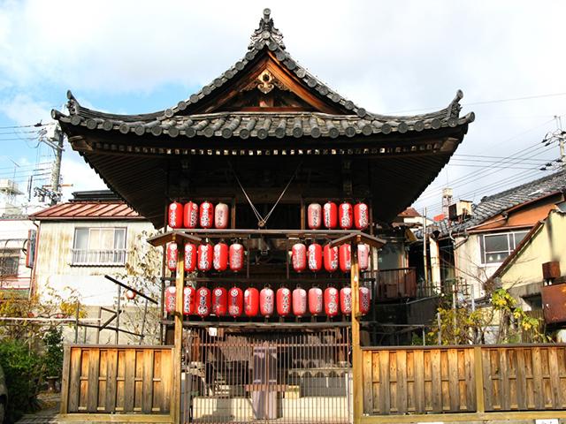 除夜の鐘-千本ゑんま堂