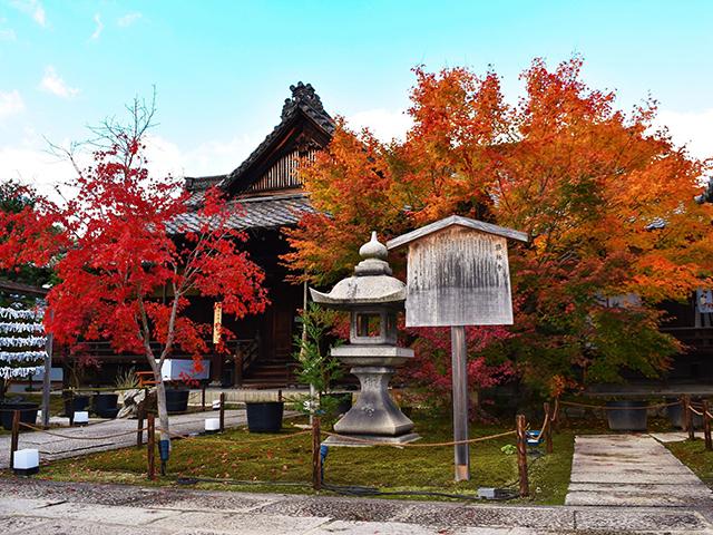 写仏体験-勝林寺