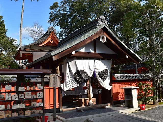 福王子神社-本殿
