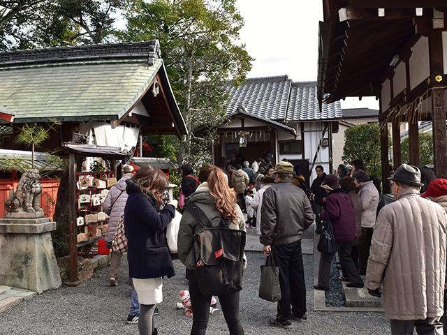 福王子神社-境内