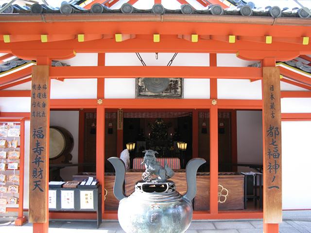 六波羅蜜寺-弁財天
