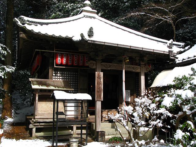 赤山禅院-福禄寿