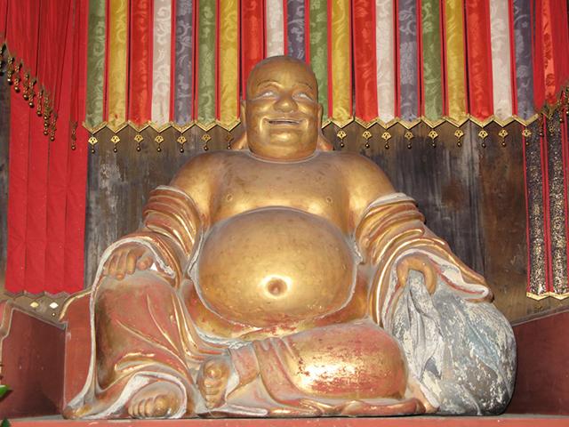 萬福寺-布袋尊