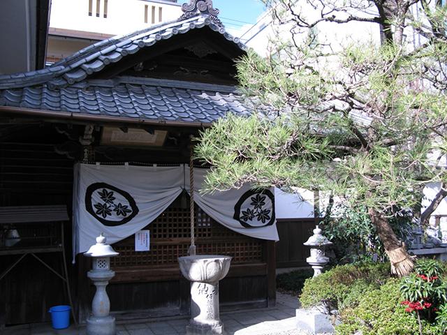 行願寺(革堂)-寿老人