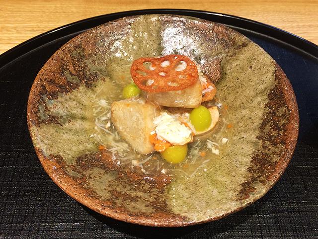 日本料理 高松 一品目