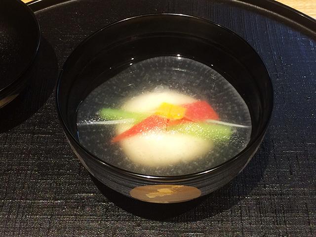 日本料理 高松 二品目