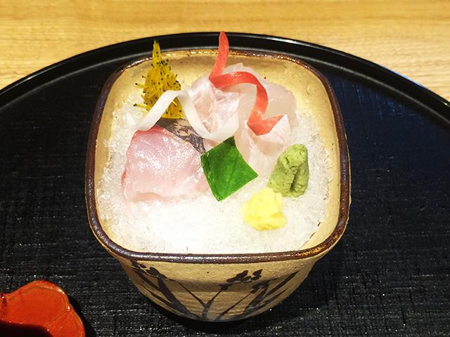 日本料理 高松 三品目