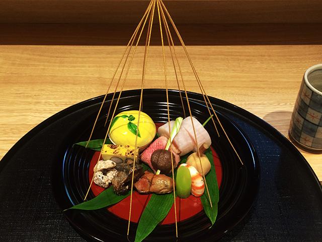 日本料理 高松 四品目