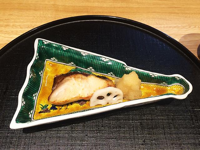 日本料理 高松 五品目