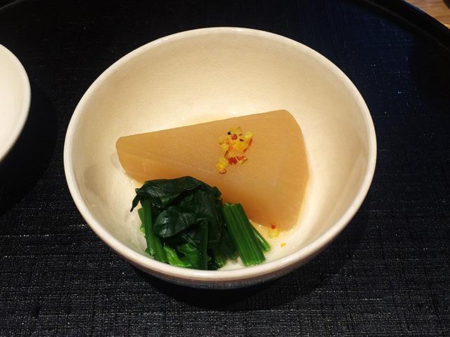 日本料理 高松 六品目