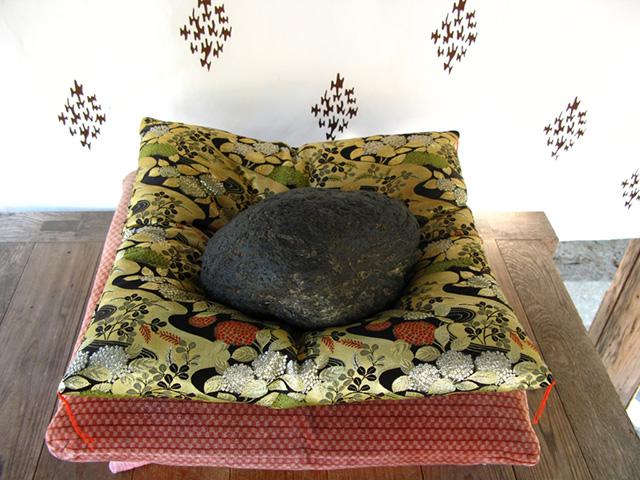 今宮神社 - おもかる石