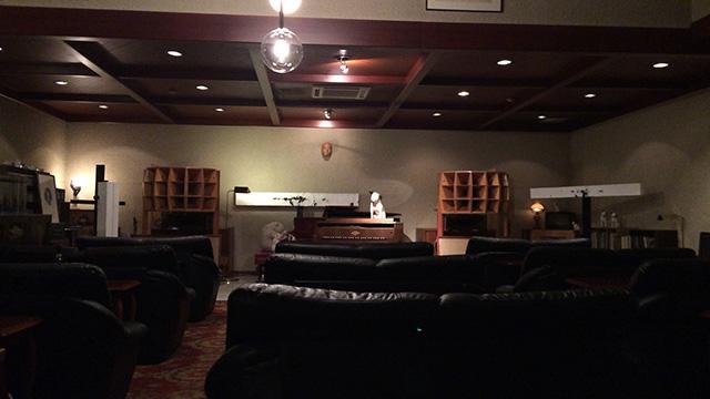 柳月堂「名曲喫茶」 - リスニングルーム