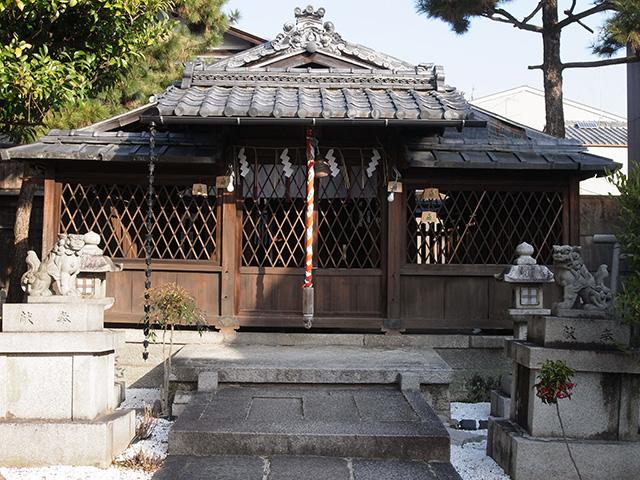 幸神社 - 本殿