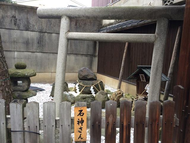幸神社 - 石神さん1