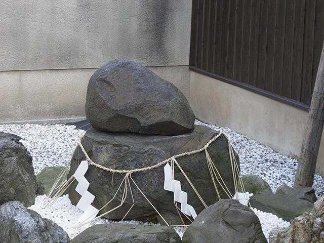 幸神社 - 石神さん2
