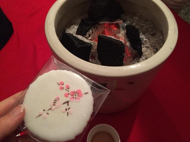 吉田神社 - 豆茶