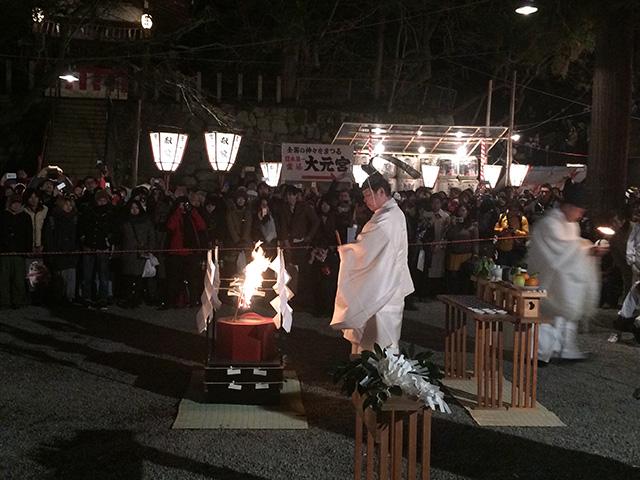 吉田神社 - 斎主