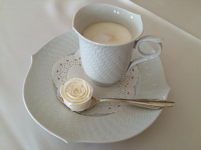 長楽館 - ウインナーコーヒー1