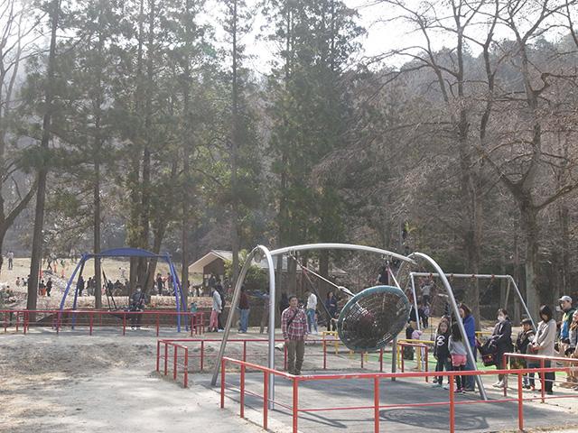 宝が池公園 - 子どもの楽園