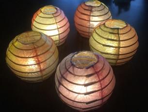 提灯照明づくり体験EC