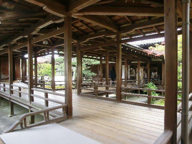 仁和寺 - 回廊