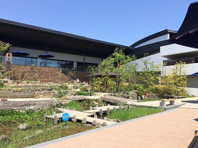 京都水族館 - 京の里山2