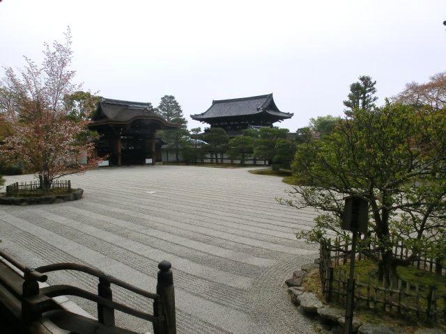 仁和寺 - 南庭