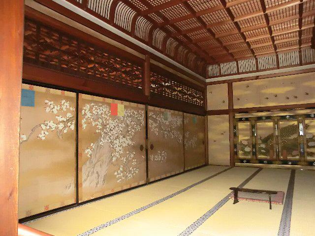 仁和寺 - 襖絵