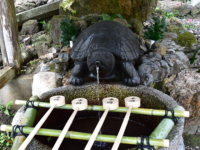 松尾大社 - 亀の井